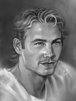 Paul Walker FF by C0y0te7