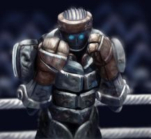 Atom Real Steel by BillCreative