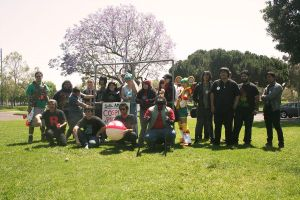 So Cal Cosplay Picnic Group Picture by moonymonster