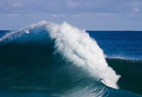 The Wrong way wave by LouisStone