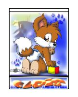 Chris Tag by Tavi-Munk