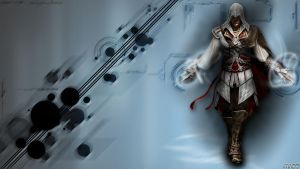 Assassins Creed 2 - Ezio by m4co