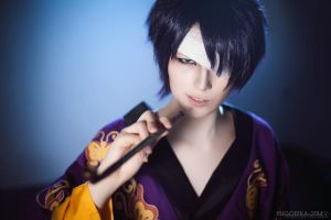 Takasugi Shinsuke by fausto-The-Endless