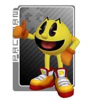 Pac-Man (Brawl) by LookBeyondYou