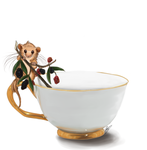 Day 12 Teacup: Dormouse by Yufika