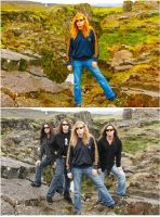 dave is megadeth by darkparade