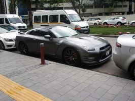 Nissan GT-R by apple-yigit-jack
