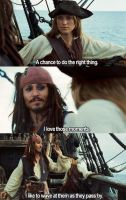 Jack Sparrow by hellsocold