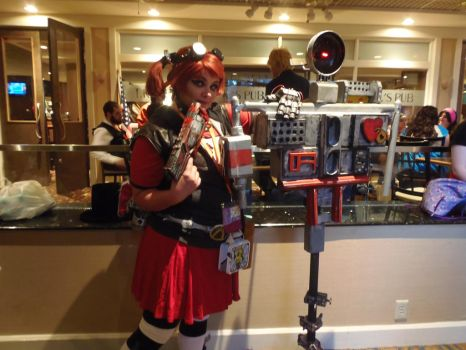 AnimeNext 2015 Gaige Saturday by inugrl6