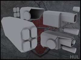 Halo Reach HUL AddOn by ForgedReclaimer