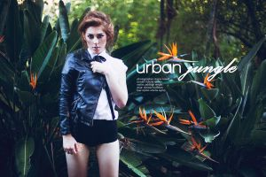 urban jungle by StaceyRussell