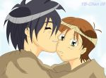Sweet Kiss by Escaflowne-fanclub