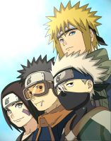 Team Minato Color by lordbalda