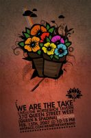We Are The Take - Flyer 05 by agentfive