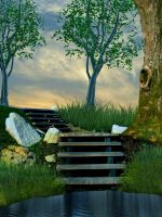 Premade Background 133 by AshenSorrow