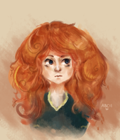 Merida by xBlackMelody