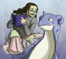 The Tale of Two Lapras by Pugletz