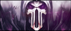 Darksiders II Sign Gfx by MaiconDesp