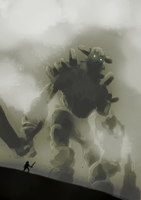 Shadow of the Colossus by Detvil