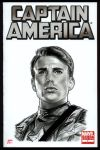 CAPTAIN AMERICA Sketch Cover 1 by S-von-P