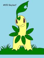 Bayleef 2 by Catherinex13