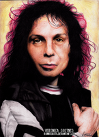 Ronnie James Dio VII by RonnySkoth