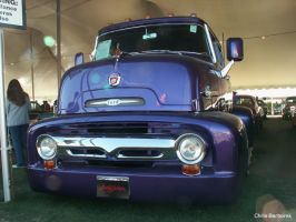1956 Ford F-600 by DERSCHNELEOPARD