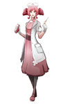 Nurse Joy by MrRedButcher