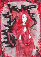 Melisandre by LadySiryna