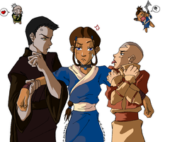 Kataang Or Zutara by ShadowKira
