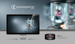 Soulsequencer Series Oxide Blue by submicron