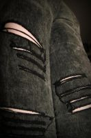 ripped jeans by jeezkay