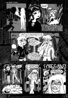 Joh vs laSALSA comic -1- by TheDeathGirl