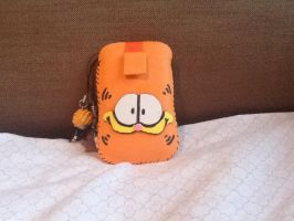 Garfield Mobile Case by anapeig