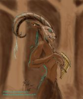 ibex man by chillier17