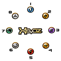 Xevoz Species by Xelku9