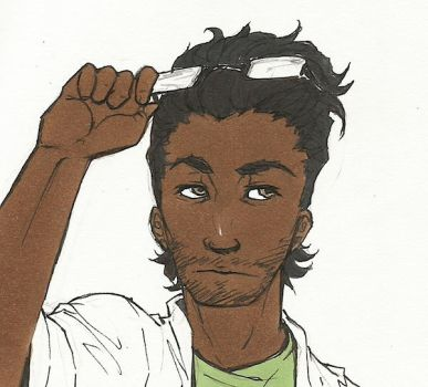 Perfect Carlos the Perfect Scientist by AngelofArtists