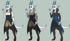 outfits maybe by PencilApocalypse