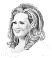 Adele by billps