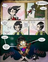 The Adventures of Wilson P. Higgsbury p. 34 by GhostlyMuse