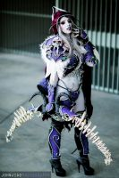 Sylvanas Windrunner (World of Warcraft) cosplay by JohnJiaoPhotography