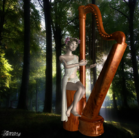 Ilia play, The symphony of the Elves by Ilora24