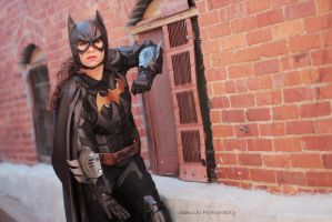 Batgirl Begins: Alley Fight by shawnenelson
