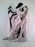 The Reaper and the Angel by Inimputable