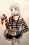 Mime Got Your Tongue by Midnyte-Wolff