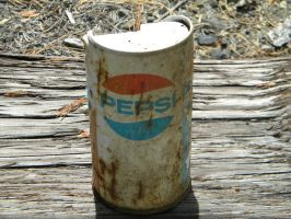 Pepsi Can 1 by Stock7000