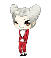 Zico Very  Very Good Chibi by BATXDMAN