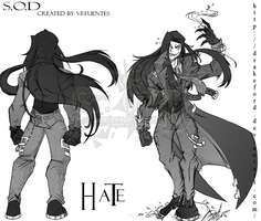 S.O.D_THE HATE by DRAKEFORD