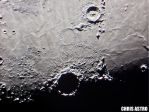 Eratosthenes Crater by ChrisAstro102
