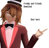 MMd Freddy and Friends Download (link in discipt.) by xXxLunaWolfXx